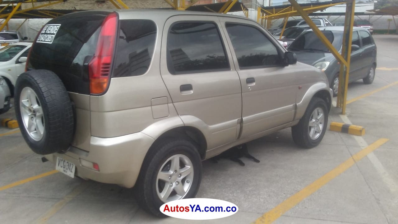 TERIOS20064X2$9500DQ