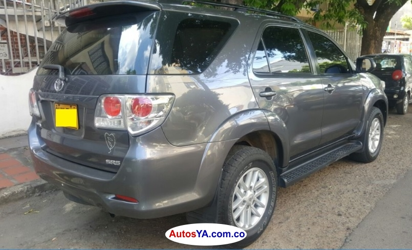 fortuner20134x4PAINTR