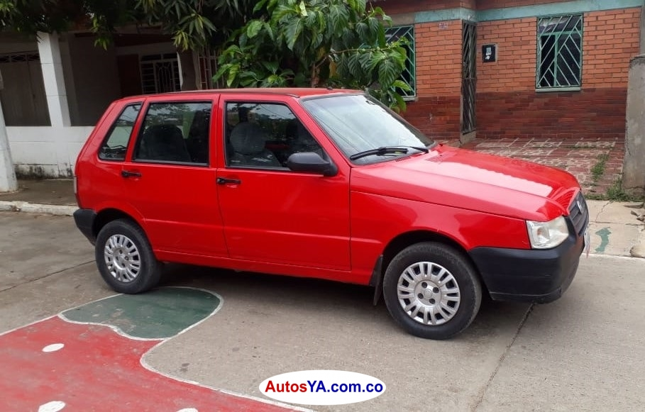 Fiat Uno Fire 2008 mec 224500 ven 4M 3134474821