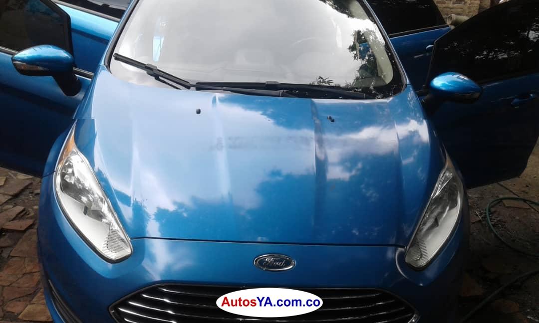 Fiesta titaniun 2014 Mec 51000 Ven 0