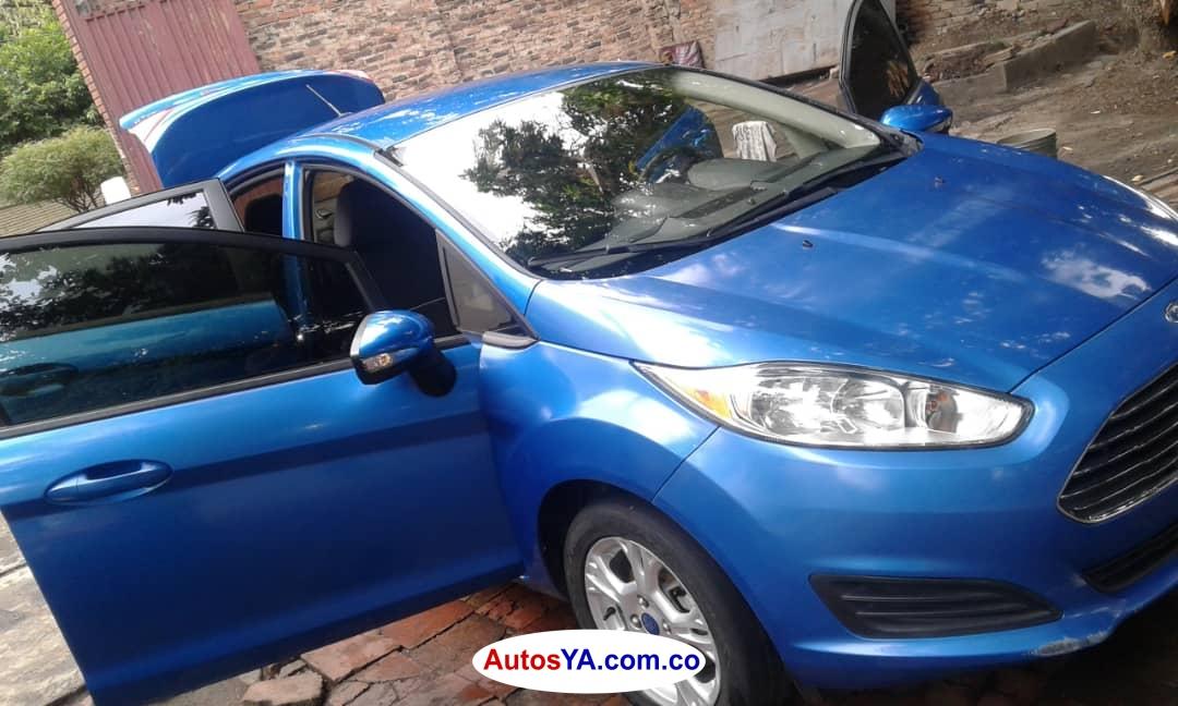Fiesta titaniun 2014 Mec 51000 Ven 1