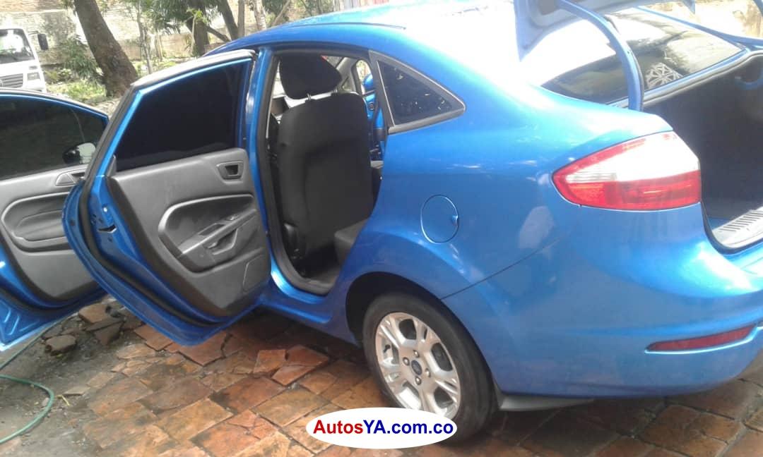 Fiesta titaniun 2014 Mec 51000 Ven 3