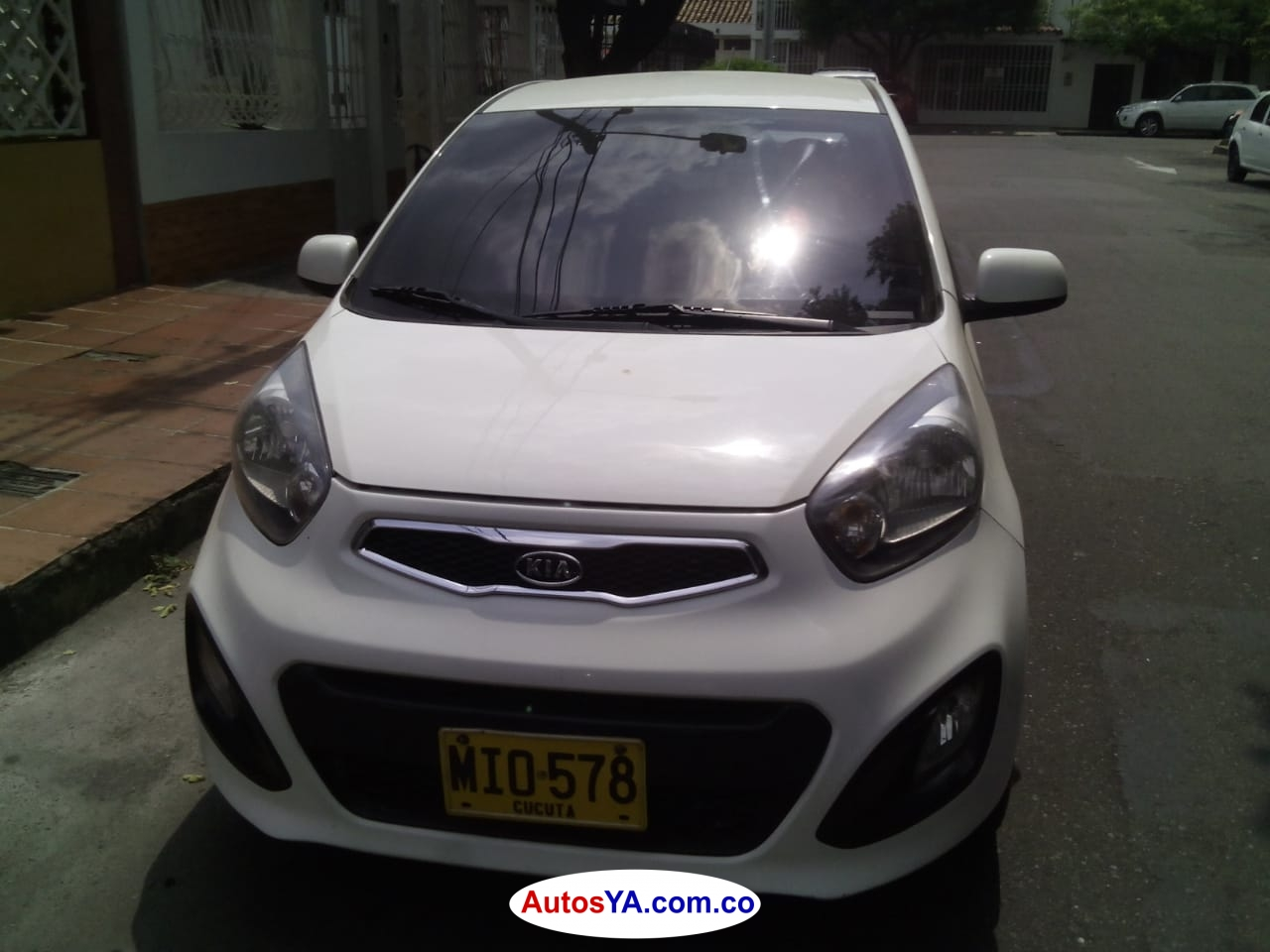 PICANTO 2012AUTOMATICAAAW
