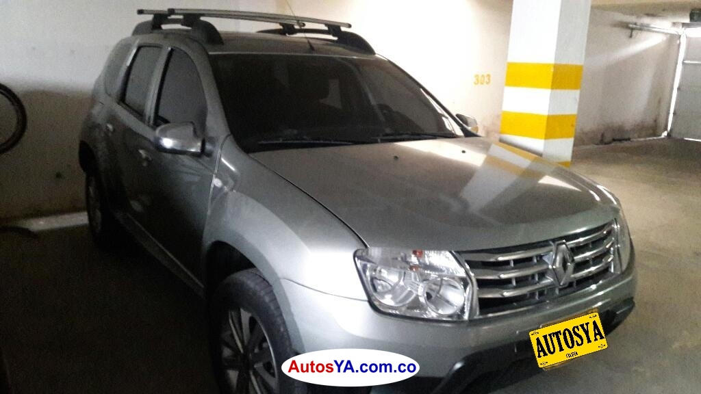 Duster Expresion 4x2 2013 mec 56000 col 0