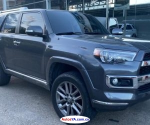 4runner 2011 limited 4x4 gasolina