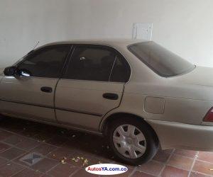 corolla 1997 automatico unico dueño