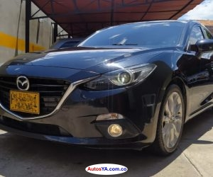 mazda 3 grand touring 2015 placas villa rosario