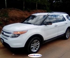 ford explorer 2012 limited 4x4