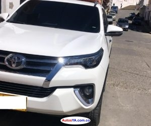 FORTUNER SRV 2019 FULL