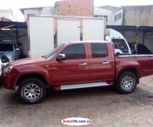 mazda bt50 2013 4x4 gasolina