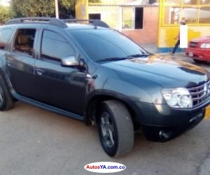 duster 2015 automatica 2.0 4x2