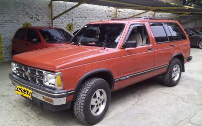Blazer 4x4 aut 12M autosya 9