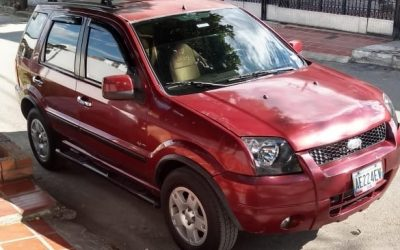 Eco Sport 2005 Mec Autosya 1