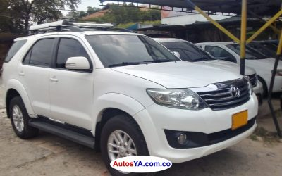 Fortuner 2015 4x2 automatica autosya (6)