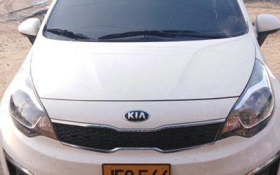 Kia Rio UB EX 2017 dual 36000 1