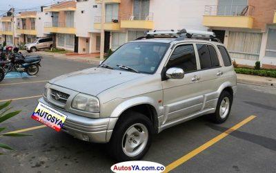 Suzuki Grand Vitara 2002 4x4 mec 400000 ven 0