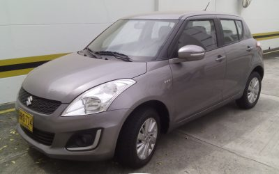 Suzuki Swift 2019 aut 7493kms (6)