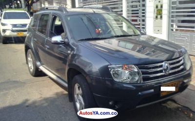 duster 2013 4x2 2.0 mecanica 32000kms